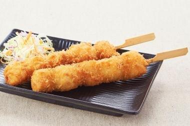 チキン&うずら串カツ