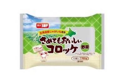 【市販】さめてもおいしいコロッケ(野菜)