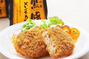 九州産黒豚メンチカツ(袋内添)