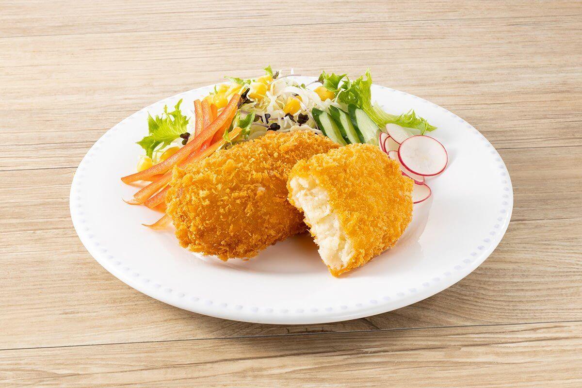 北海道産チーズ入りコロッケ70