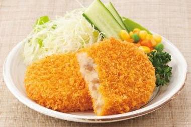 むかしのコロッケ60(牛肉入り)